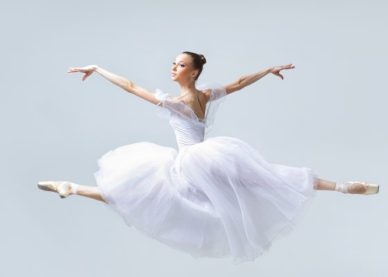 Ladies at the Barre – Ballet Director's Choice